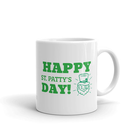 St. Patricks Day Coffee Mug