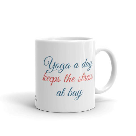 Yoga Coffee Mugs