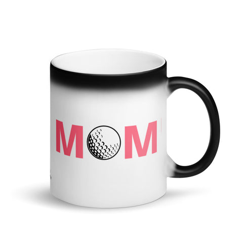 Golf Mom Magic Mug