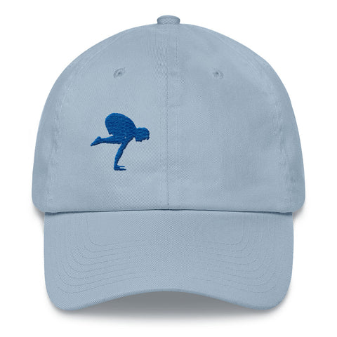 Yoga Crane Pose Hat for Men
