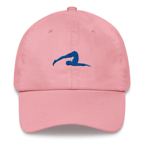 Plow Pose Yoga Hat