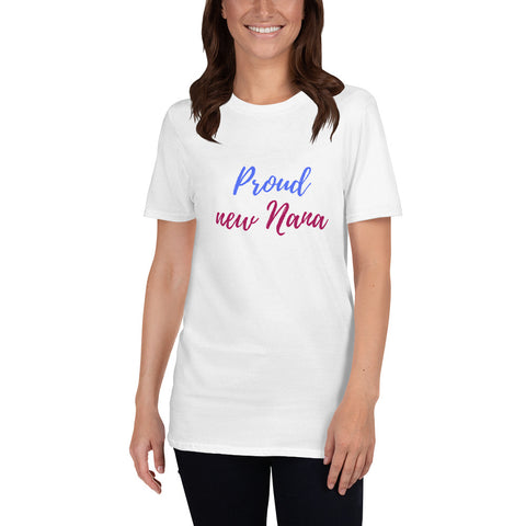 Proud New Nana T-Shirt
