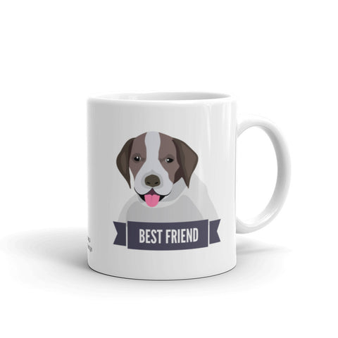 German Shorthaired Pointer Best Friend Mug