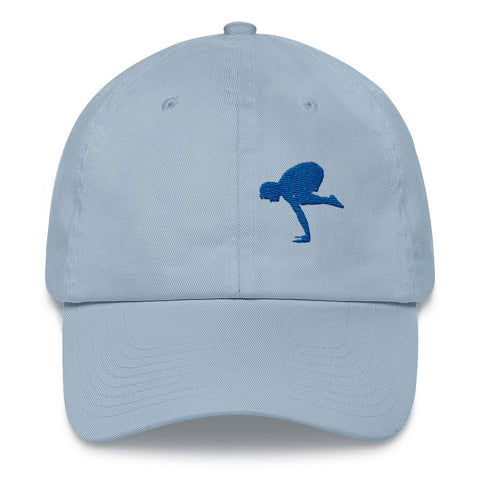 Yoga Hat for Men Crane Pose
