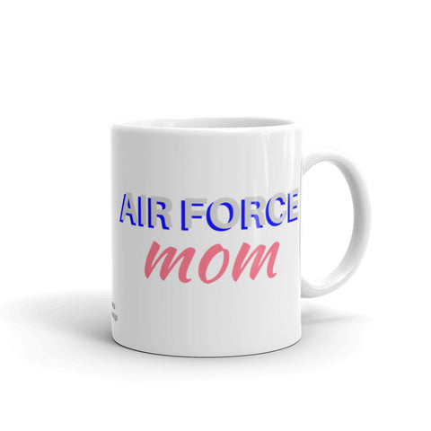Air Force Mom Coffee Mug