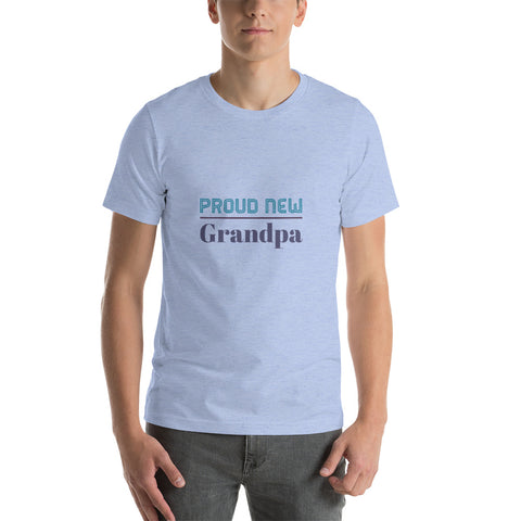 Proud New Grandpa T-Shirt