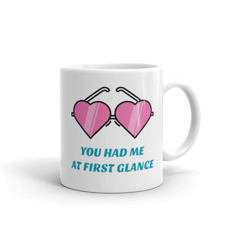 """At First Glance"" Coffee Mug"