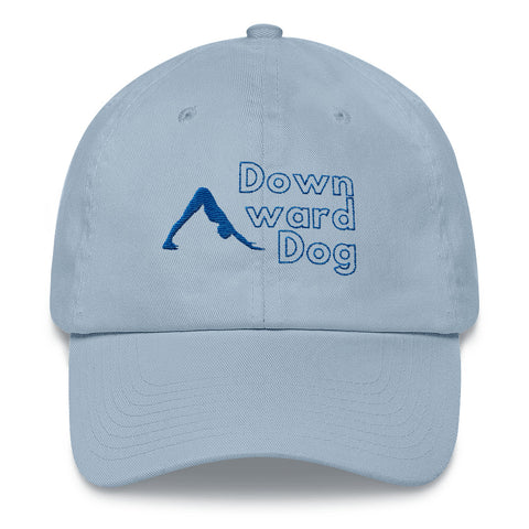Downward Dog Pose Hat