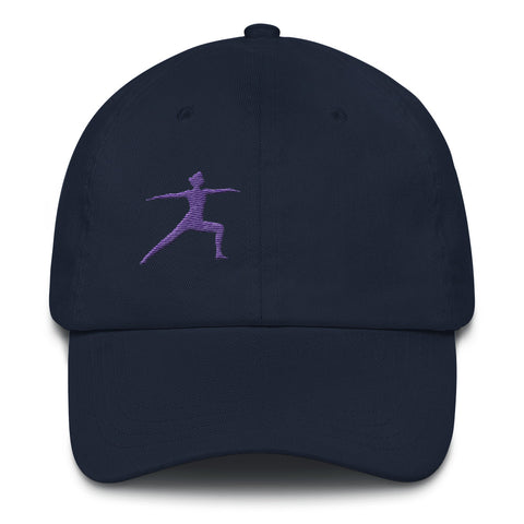 Warrior 2 Pose Hat