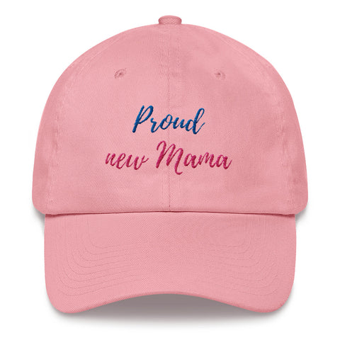 Proud New Mama Hat