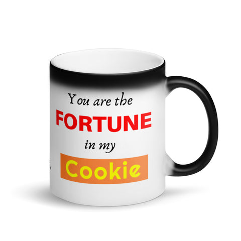 Custom Magic Mug for Him or Her, Size 11 Fl Oz