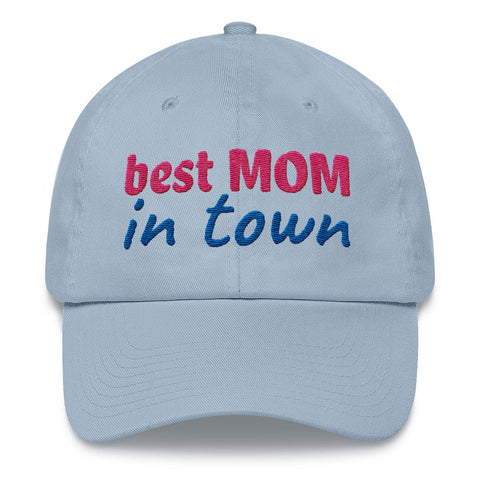 Mom Hat, Best Mom in Town