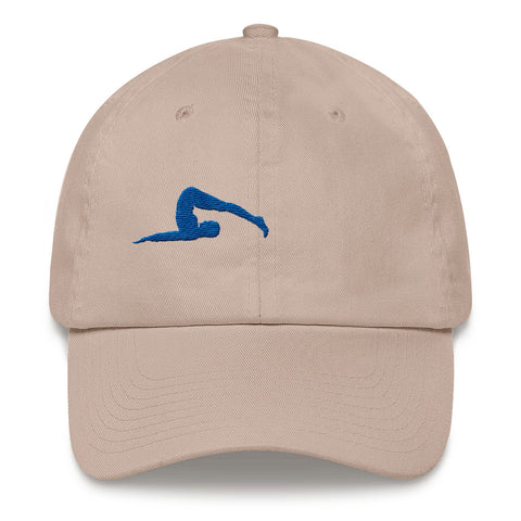 Yoga Plow Pose Hat