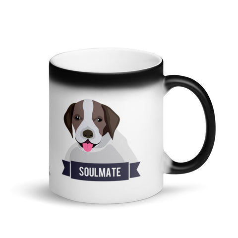 German Shorthaired Pointer Soulmate Magic Mug