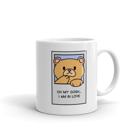 """I'm In Love"" Coffee Mug"
