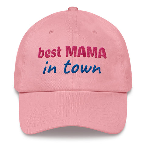 Mom Hat, Best Mama in Town