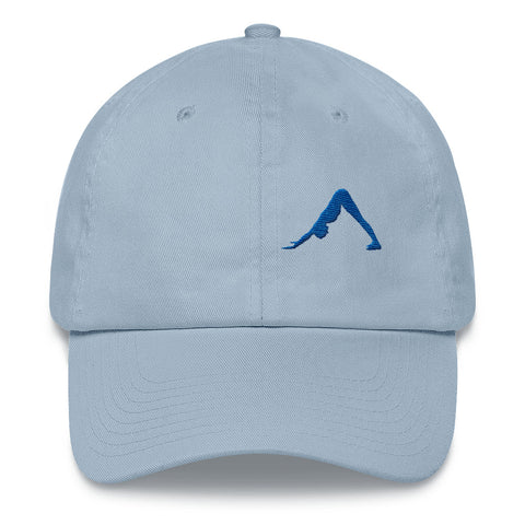 Downward Dog Yoga Pose Hat