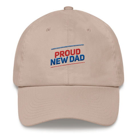 Proud New Dad Hat