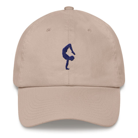 Yoga Hat for Men Scorpion Pose
