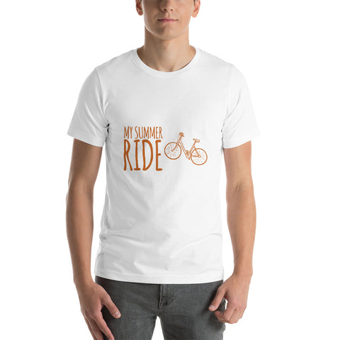 Biking Shirt Unisex Summer Shirt