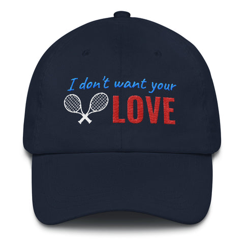 Custom Tennis Hat, Unisex