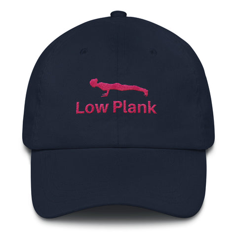 Yoga Plank Pose Hat