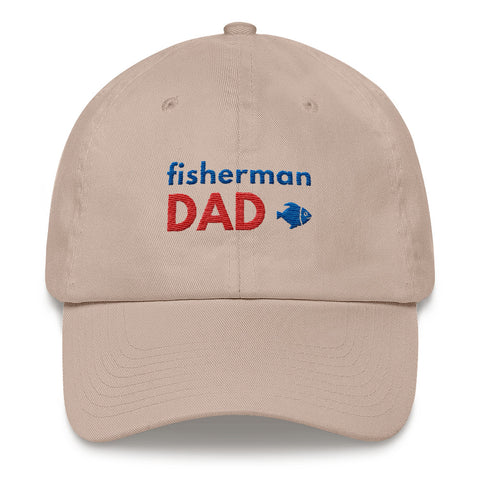 Fisherman Dad Hat