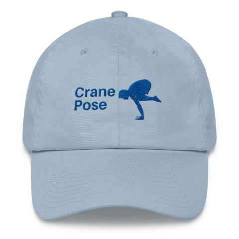 Crane Pose Yoga Cap for Men