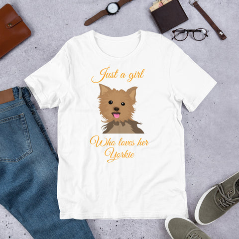 Yorkie Shirt for Women