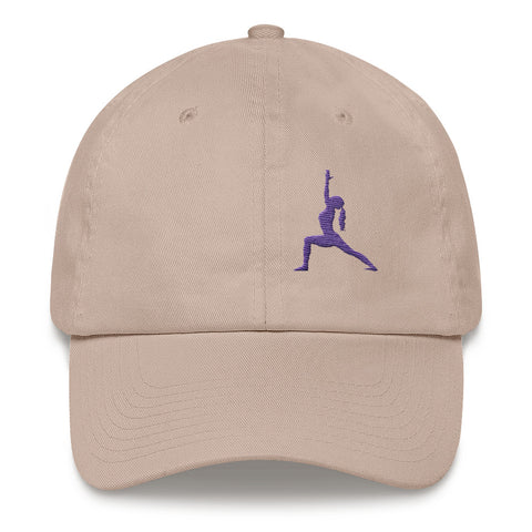 Warrior Pose Yoga Hat