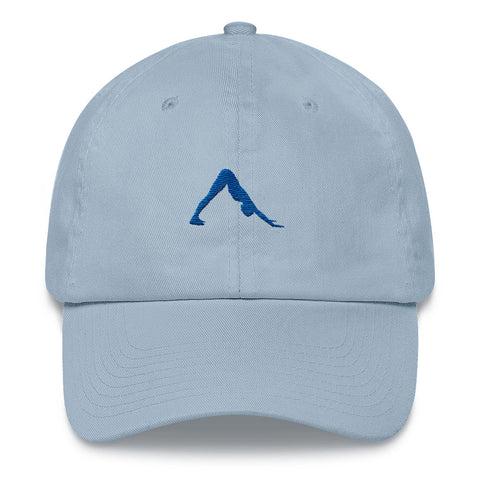 Downward Dog Yoga Hat