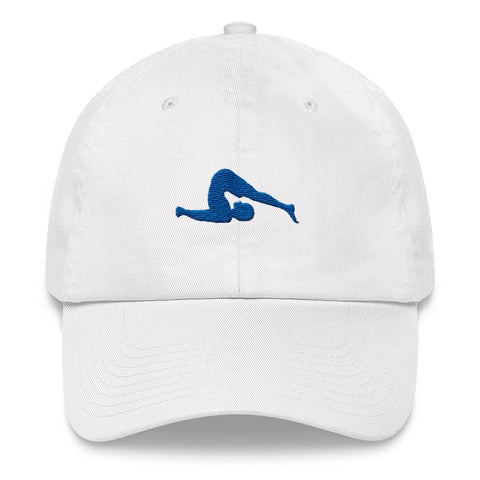 Yoga Hat for Men Plow Pose