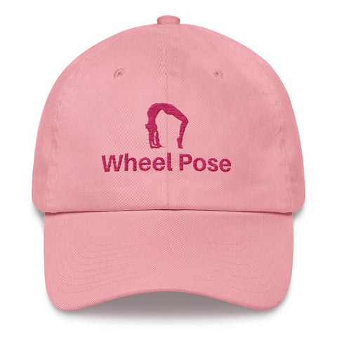 The Wheel Pose Yoga Cap