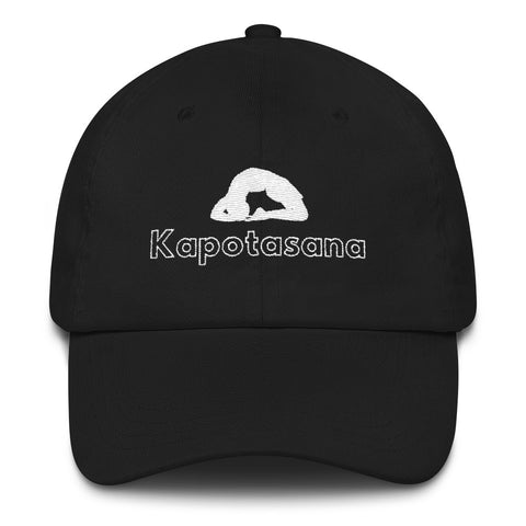 Yoga Hat for Men Kapotasana