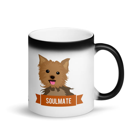Yorkie Soulmate Magic Mug
