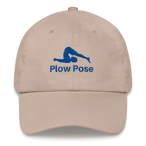 Plow Pose Yoga Cap for Men