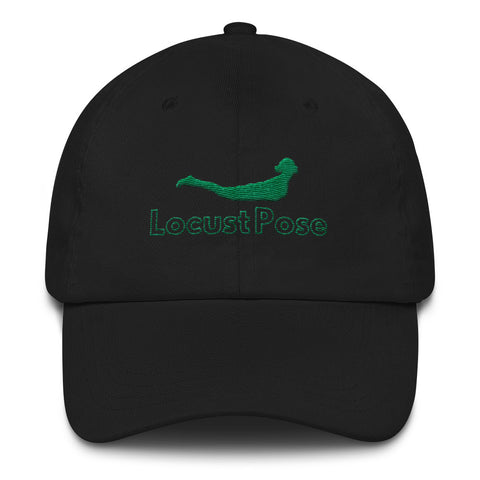 Yoga Hat Locust Pose