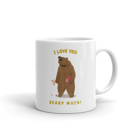 """Bear Love"" Coffee Mug"