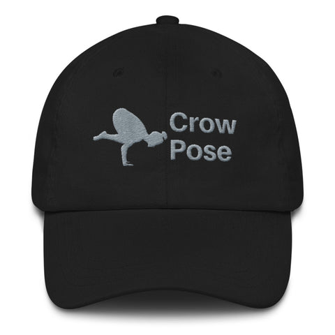Crow Pose Cap