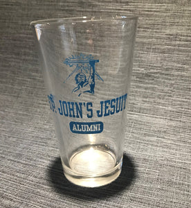 SJJ Alumni Pint Glass