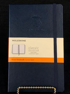 SJJ Moleskin Notebook