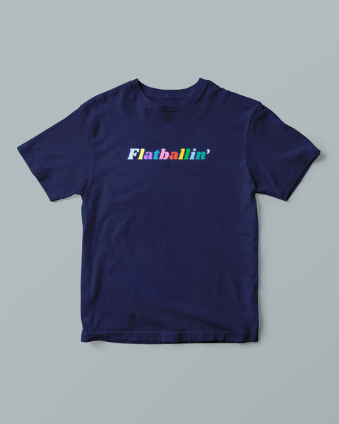 Colors Tee (navy)