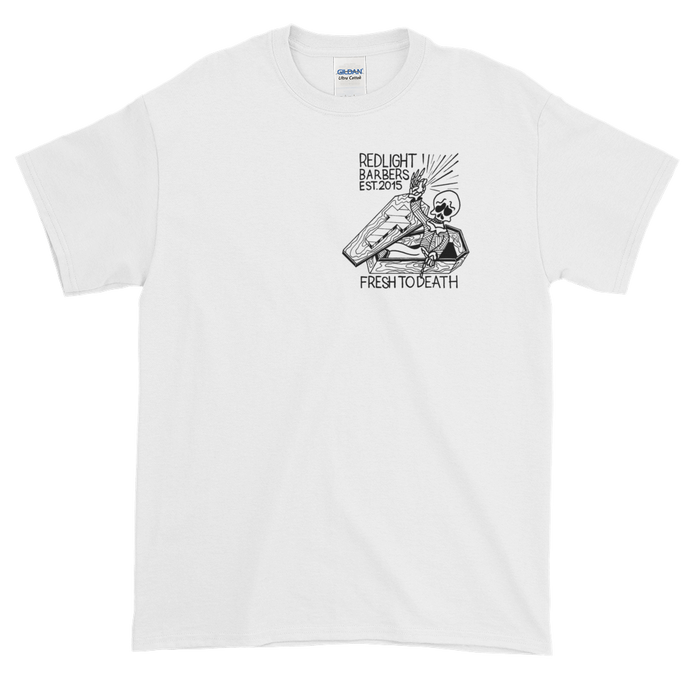 T-Shirt - Fresh to Death (White)