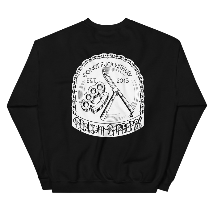 Sweatshirt - Don't F*** With Us (Black)