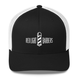 Trucker Cap - RLB Classic (Black and White)