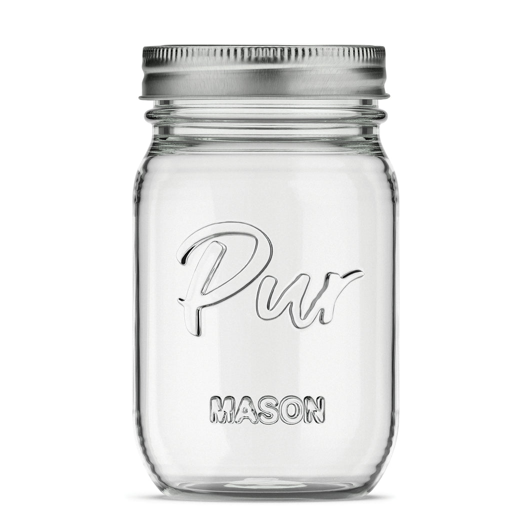 Mason Jars Regular Mouth (multiple Sizes)  *Local Only*