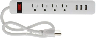 Power Strip With Usb Port