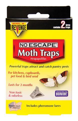 Bonide No Escape Moth Trap 2 Pk