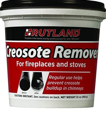 creosote remover for wood stoves