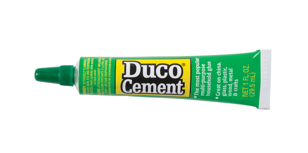 1 oz tube of duco cement